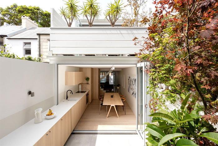 Renovation of Surry Hills House