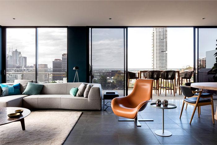 Urban Dwelling by Stephen Collins Interior Design