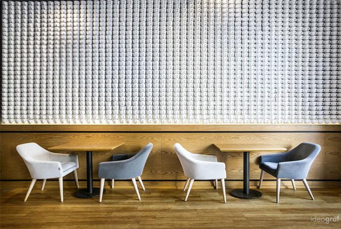 Cafe Corner by Ideograf