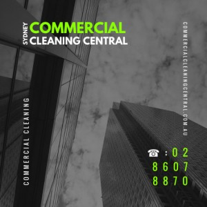 "A poster we made for ""Commercial Cleaning Central"".  Hope you like it, we went for t ..."