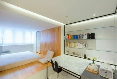 Compact Apartment in Shanghai
