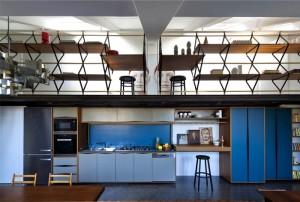 Contemporary Apartment in Milan by Studio GUM