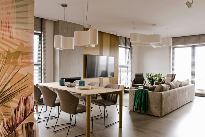 Apartment Decor by Iza Gajewska