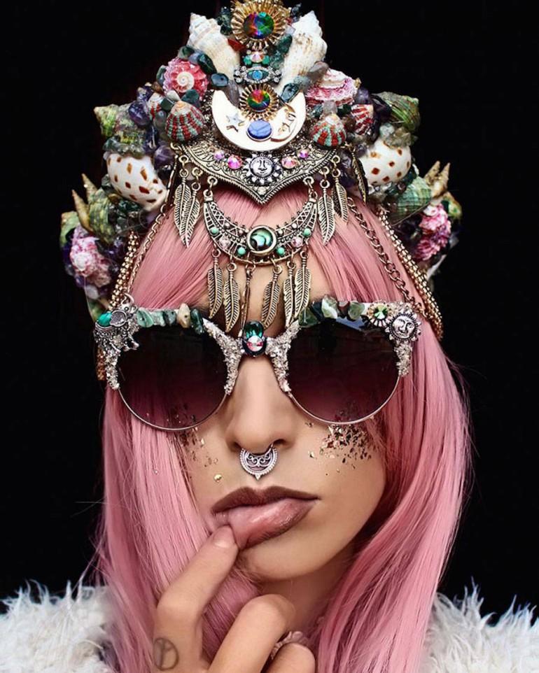 Fantastical Mermaid Crowns