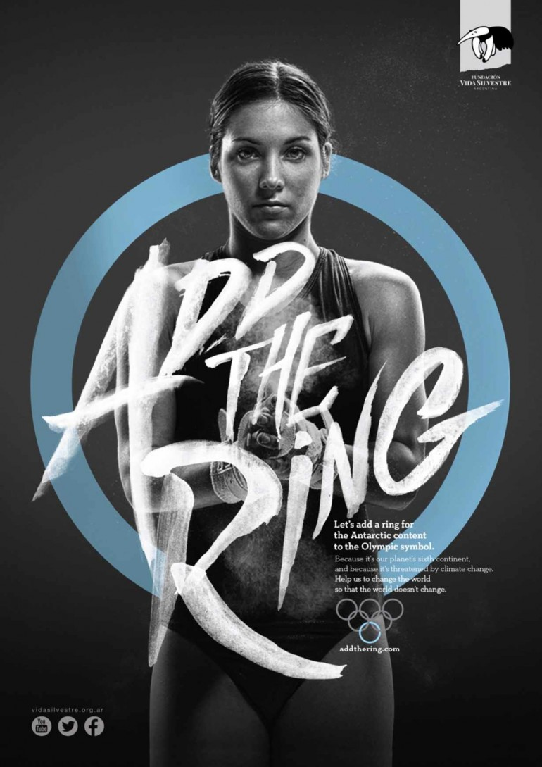 Fundación Vida Silvestre: Add the ring, 1