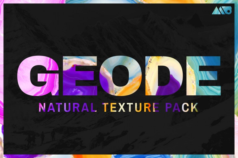 Geode Natural Texture Pack