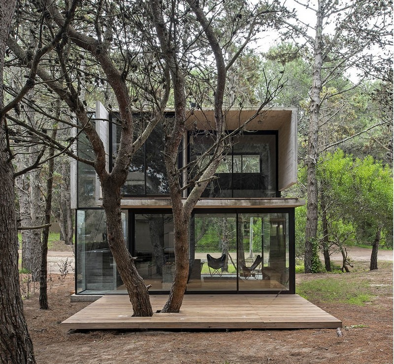 H3 House is a Perfect Tranquil Getaway Near Buenos Aires
