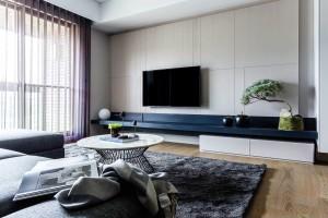 Contemporary Apartment in Taipei