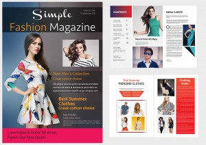 We are among the best magazine designing companies in India, providing magazine designs for glob ...