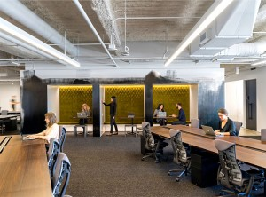 Office Design Concept by Studio O+A