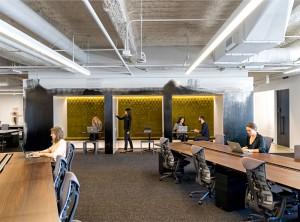 Office Design Concept by Studio O+A