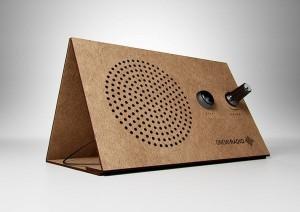 ONEMI paper radio