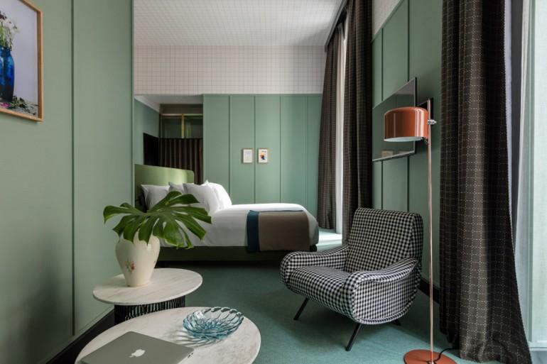 Room Mate Hotel in Milan