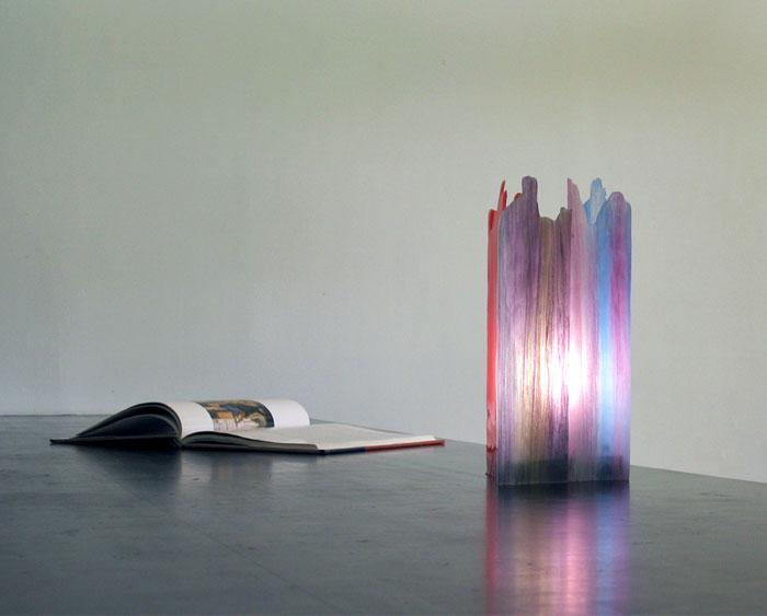 Table Lamp by Taeg Nishimoto