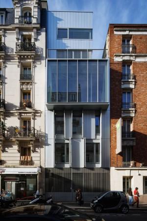 Detached House – Paris – Hardel LeBihan Architects