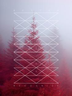 LINE WORK / Poster Design