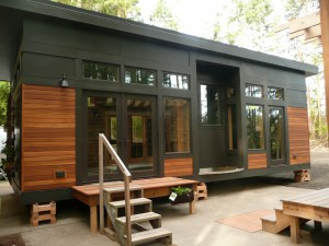 Waterhaus Prefab Tiny Home – 450 Sq Ft