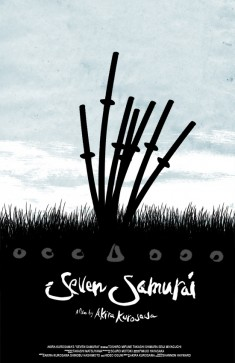Seven Samurai Poster