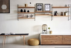 Fresh Apartment Decor by Nordico