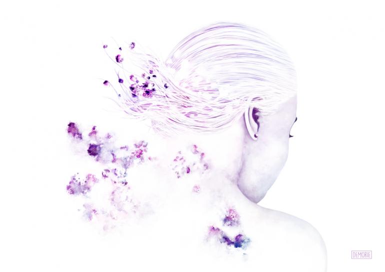 """Awakening of a Dream"" Digital Art by DEMORIE"