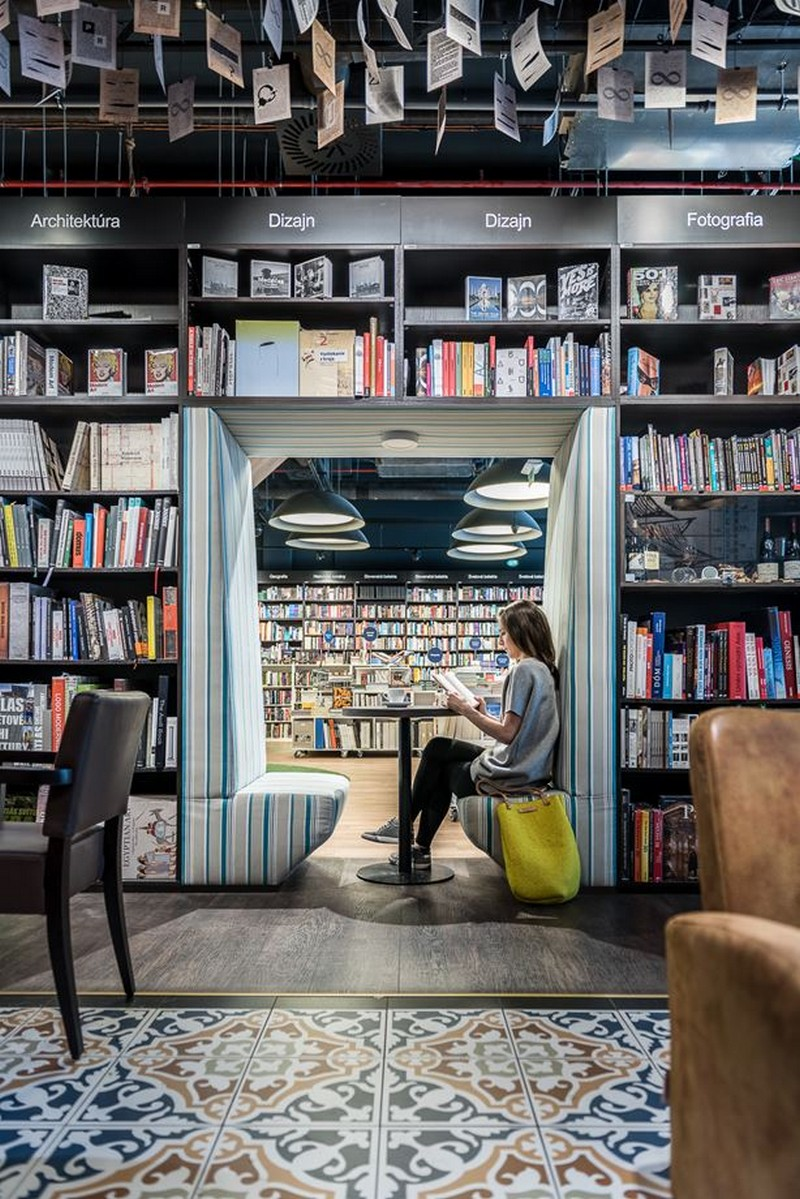 Bookstore and Cafe – Best Place for Meet and Read in Bratislava