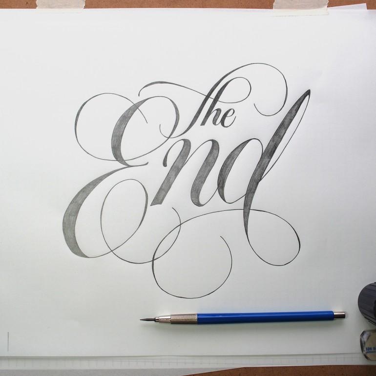 The End | Jason Vandenberg