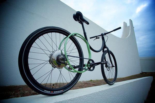 La Grande Motte bicycle