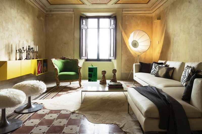 Mazzini House – 21st Century Comforts and Old World Charm