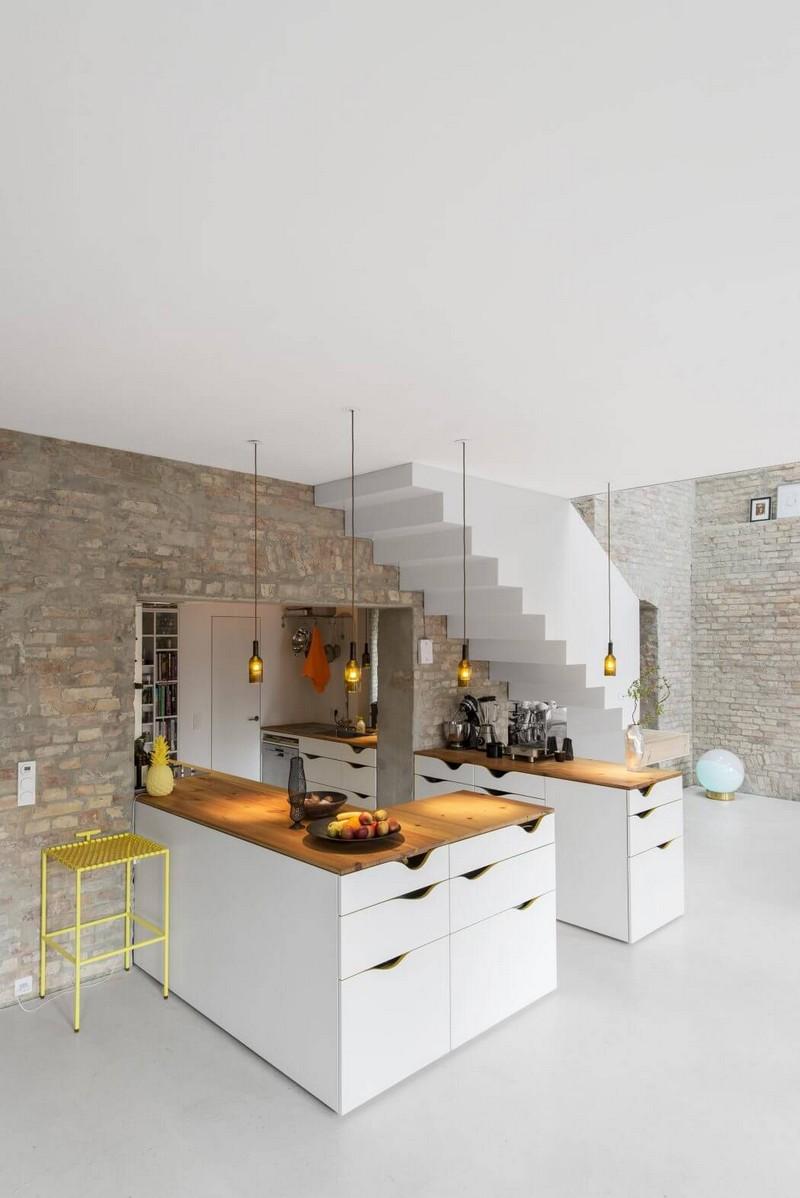 Miller House in Berlin / Asdfg Architekten