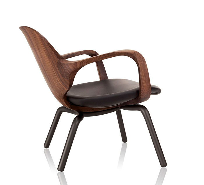 Modern furniture with retro inspiration the 60 s and the for Designer chairs from the 60s