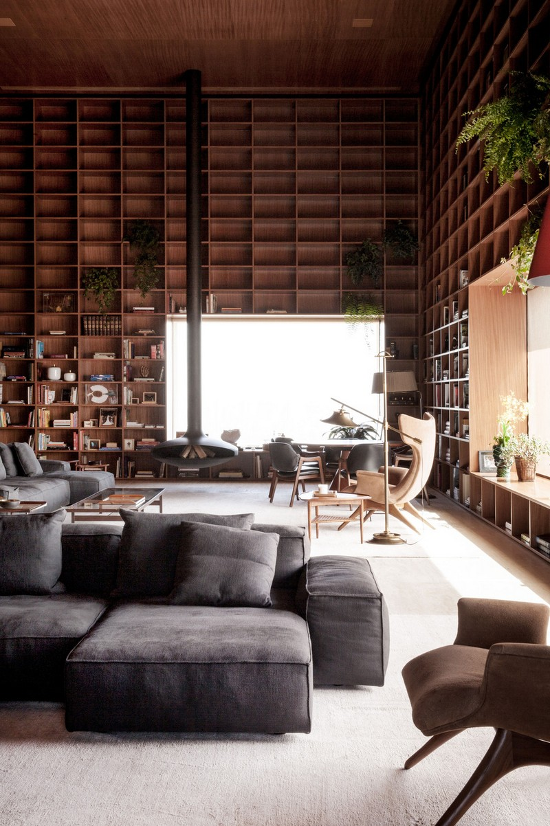 SP Penthouse in Sao Paulo / Studio MK27