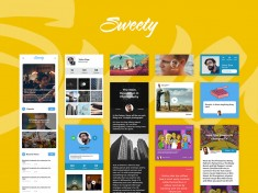 Sweety iOS UI Kit