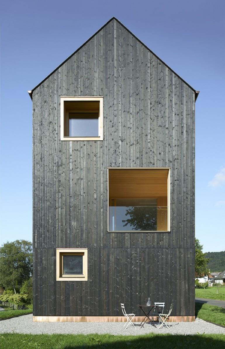 House Bäumle ~ Bernardo Bader Architekten