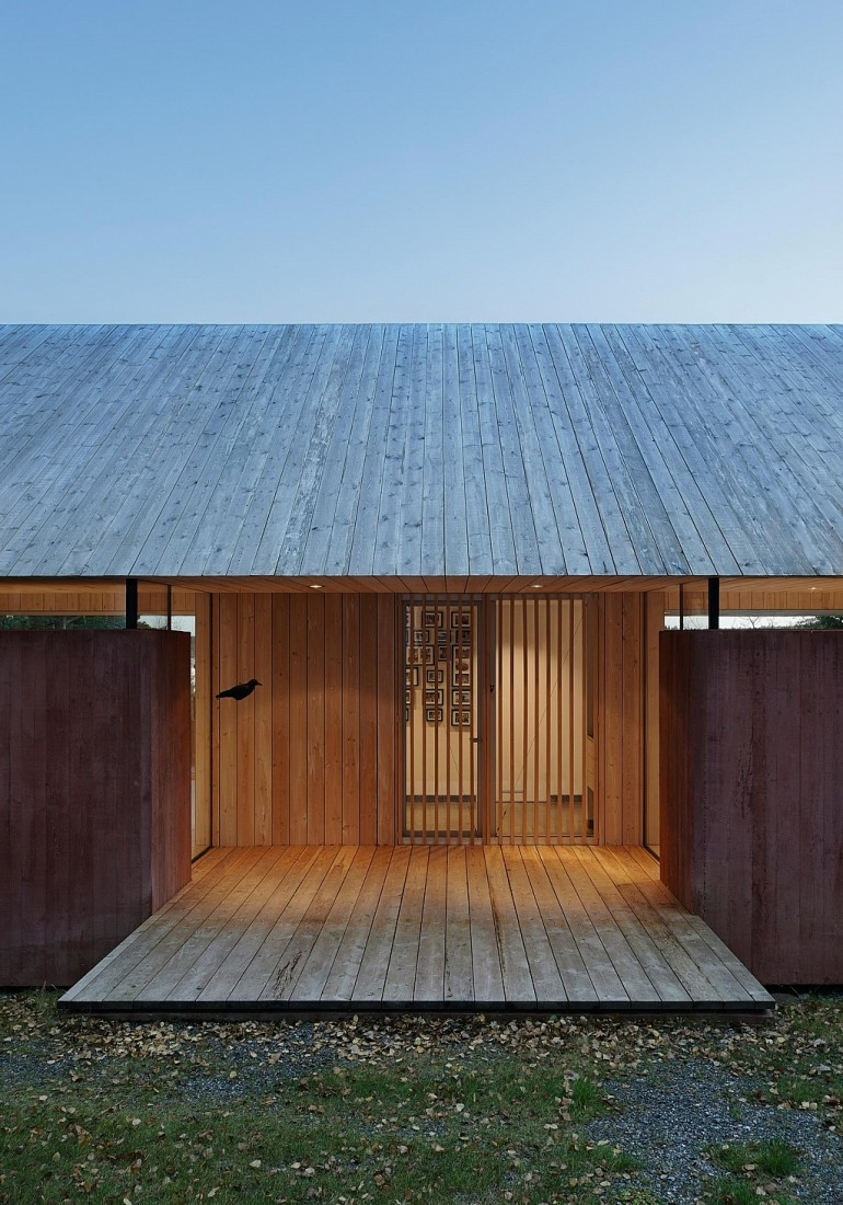 Summerhouse svartn wrb architects on inspirationde for Architecture 770