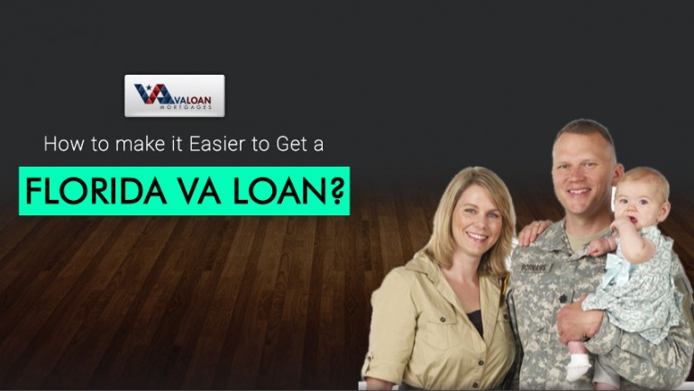 Avail hassle-free Florida VA loan from VALoansFinance.com