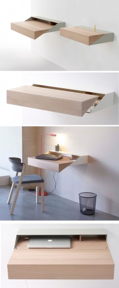 Minimalist Desk Box