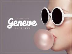 Geneve Typeface