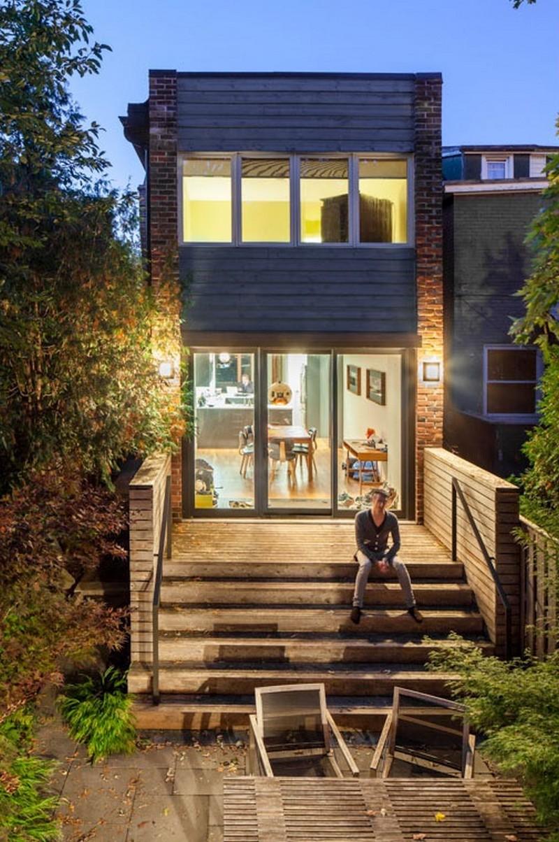 Hepbourne Street House by Denegri Bessai Studio