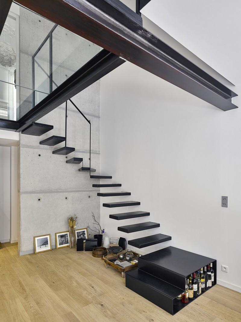 Marseille Duplex – Complete Refurbishment by T3 Architecture
