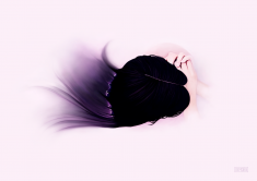 "Digital Art – ""Silent Water"". Digital Watercolor Artwork. Portrait Artworks. I ..."