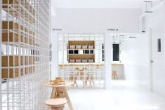 Milk Bar Decor by Thaipan Studio