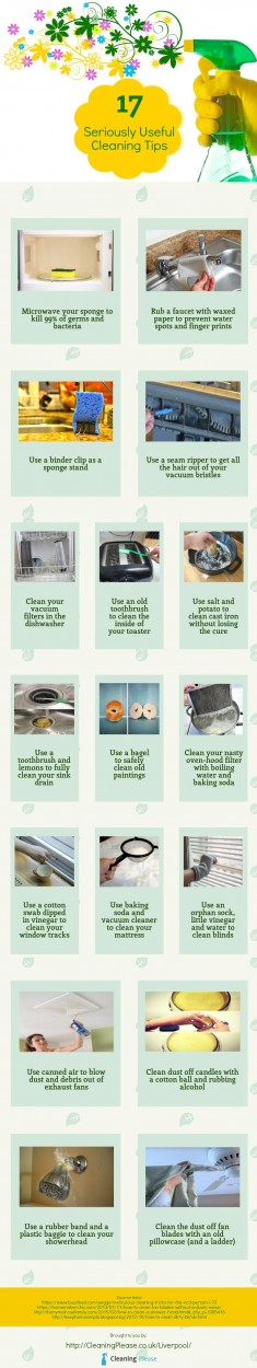 Useful Cleaning Tips