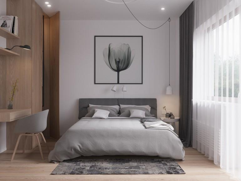 Scandinavian bedroom – img31