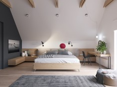 Scandinavian bedroom – img42