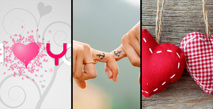 In today's post we have rounded up a collection of HD wallpapers for Valentine's Day and love wa ...