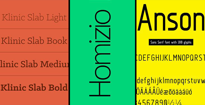 Finding best free fonts for your next new project of web designing or graphic designing? Then yo ...