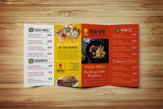 An attractive brochure design will make people to know more about the product/services. We at MA ...