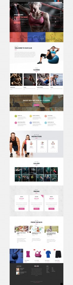 Coach – Sport Clubs, Fitness Centers & Courses