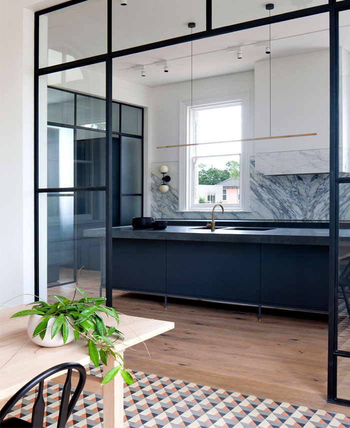 Victorian Home Renovation by Hecker Guthrie