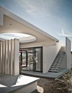 Zacatitos Retreat – Off Grid Desert Dwelling / Leckie Studio